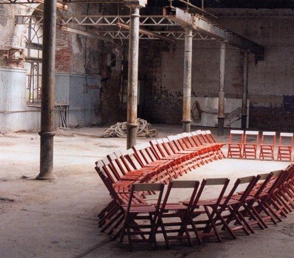 48° Biennale di Venezia, Arsenale - Installazione di Kcho - Foto by Luca Campigotto