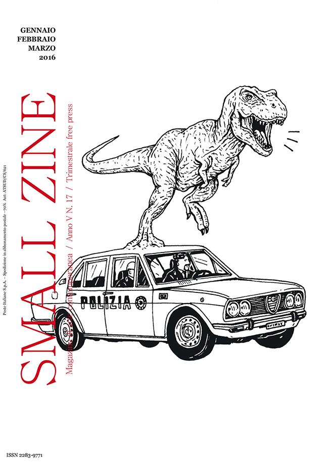 SMALL ZINE n.17 copertina